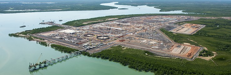 Ichthys Project Onshore LNG Facilities