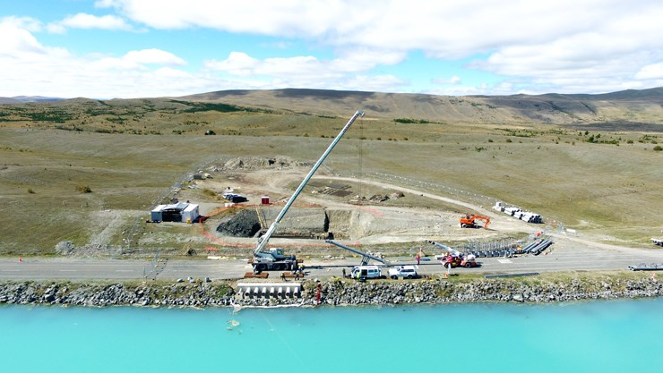 Pukaki Irrigation Scheme
