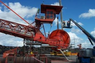 RIG Refurbishment Of Coal Reclaimers