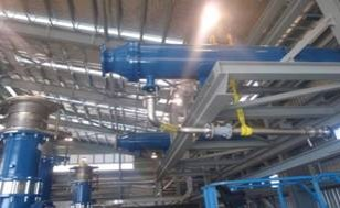 RIG Installation Of Plant Process Equipment